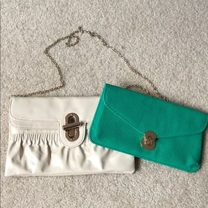 Urban Expressions clutch crossbody purses